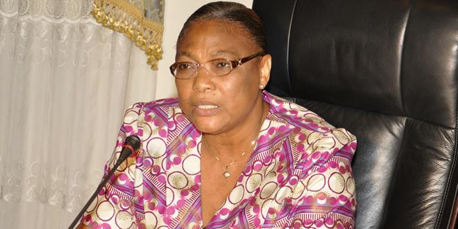 Mme Nadou Adjogbovie, Présidente de l'ARSE