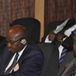 Moctar TOURE (en haut à droite sur la photo), nouveau Président de l'AFUR