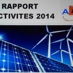 Rapport Activités ARSE 2014