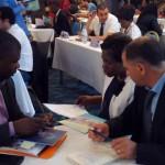 Echanges B2B entre représentants de l'ARSE et représentant du LPEE