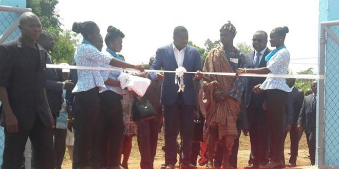 Le Togo inaugure ses premières centrales solaires