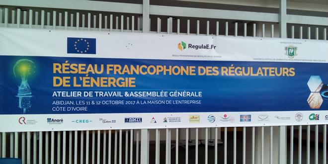 Les régulateurs francophones en conclave à Abidjan