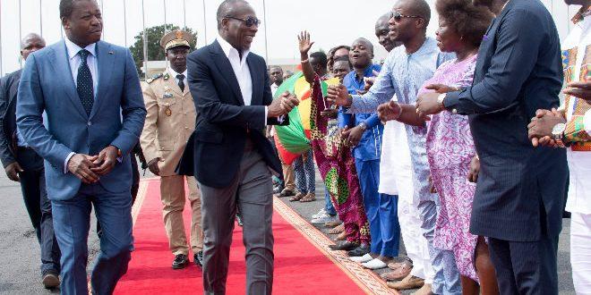 Réformes de la CEB: Les chefs d'Etat du Togo et du Bénin ont pris d'importantes décisions