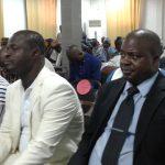 Les Préfets et Maires suivant attentivement les explications sur les missions de l'ARSE