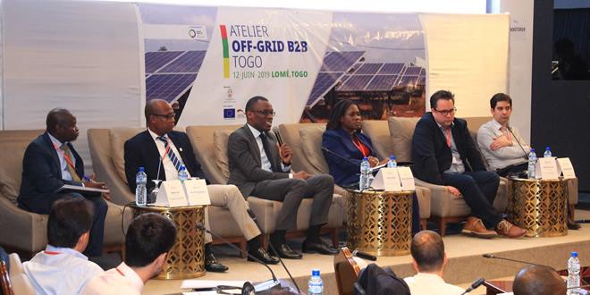 Accès à l'énergie durable: Le Togo débat des off-grids