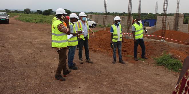 Contrôle et suivi des concessionnaires : Le régulateur sur les chantiers des projets AMEA et Kékéli